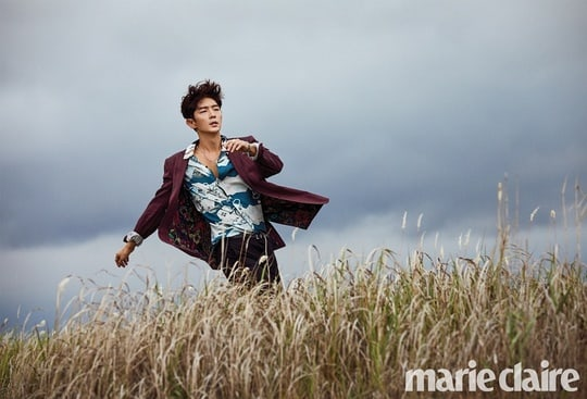 Lee Joon Gi Talks About Upcoming Criminal Minds Remake In Magazine Pictorial