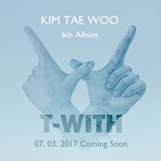 Kim Tae Woo Announces First Solo Comeback In Two Years With Studio Album