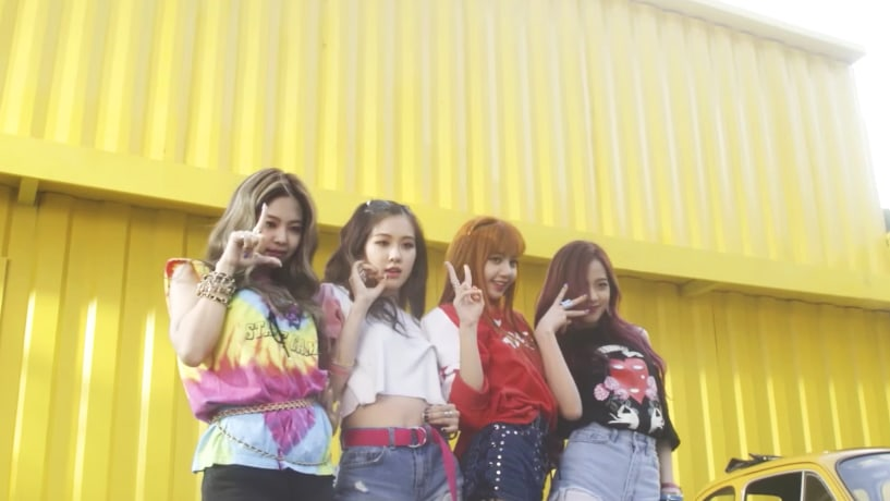 Update Blackpink Releases Behind The Scenes Preview For As If