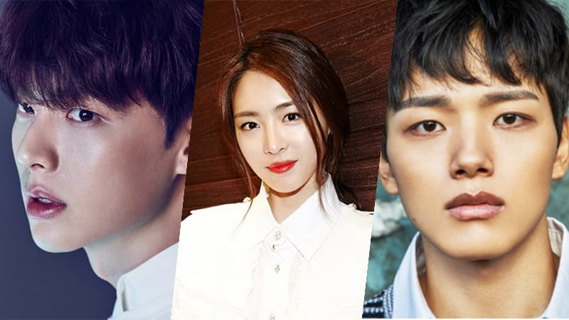 Ahn Jae Hyun Joins Yeo Jin Goo And Lee Yeon Hee In New Fantasy Romance Drama