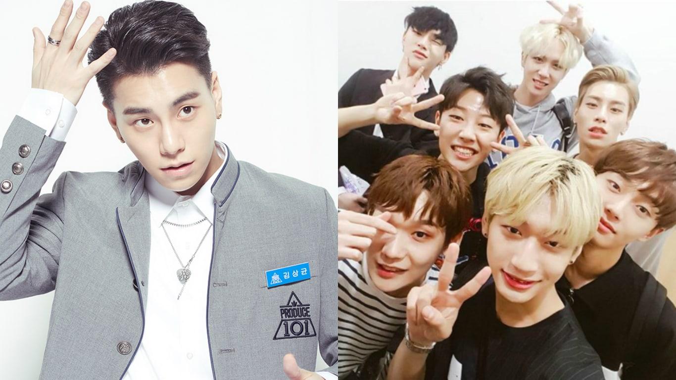 Produce 101 Season 2 Contestant Kim Sang Gyun Talks About His Hopes For Fan-Imagined Group JBJ