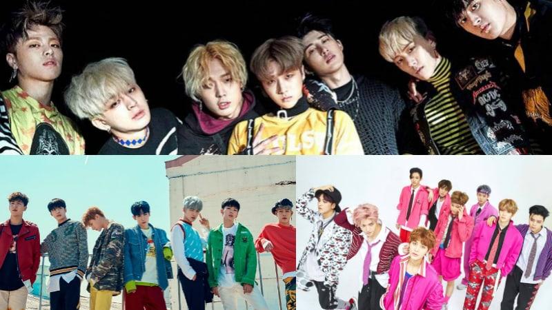 13 K-Pop Songs From 2017 To Put On Your Summer Party Playlist