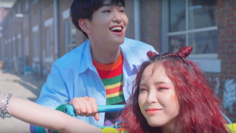 Watch: Heize Drops Sneak Peek Into Her New Music Video Featuring SHINee's Onew