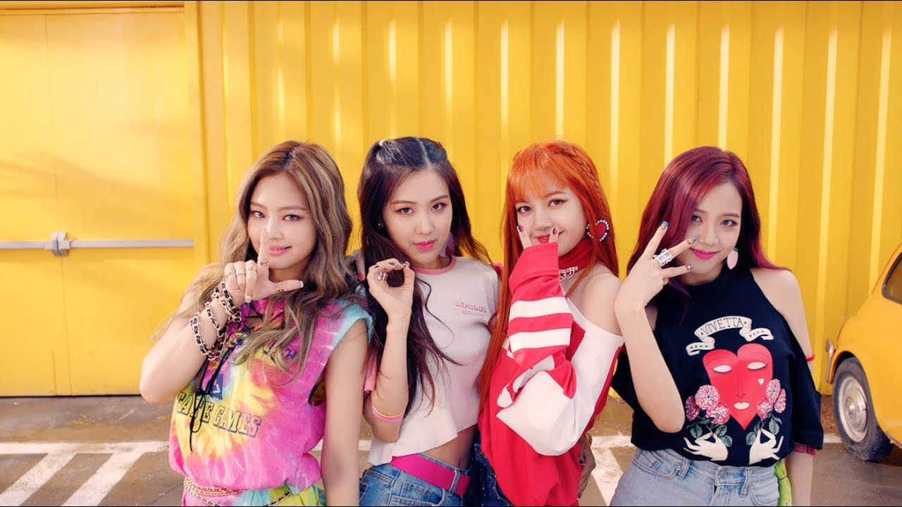 BLACKPINK Breaks K-Pop Group Record For Most MV Views In 24 Hours
