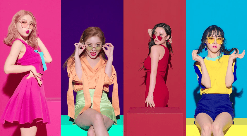 """Watch: MAMAMOO Confidently Introduces Themselves In New """"Yes I Am"""" MV"""