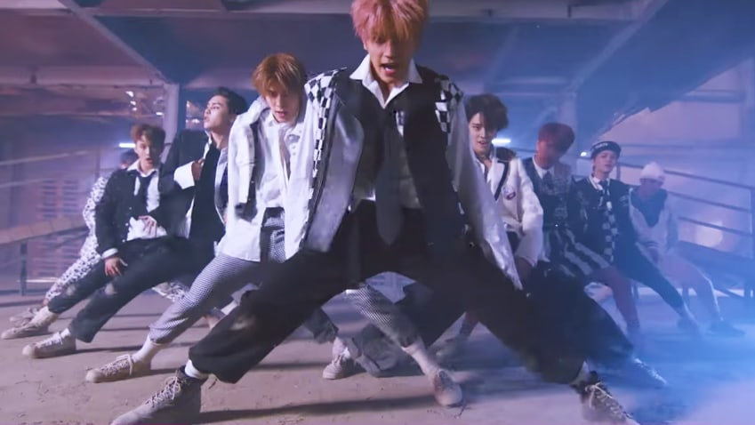 "NCT 127 Reveals The Downside Of Their Unique Choreography For ""Cherry Bomb"""