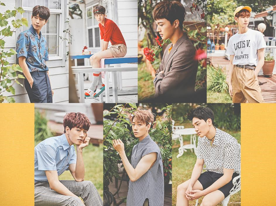 VAV Sets The Stage For Comeback With Summery Teaser Images