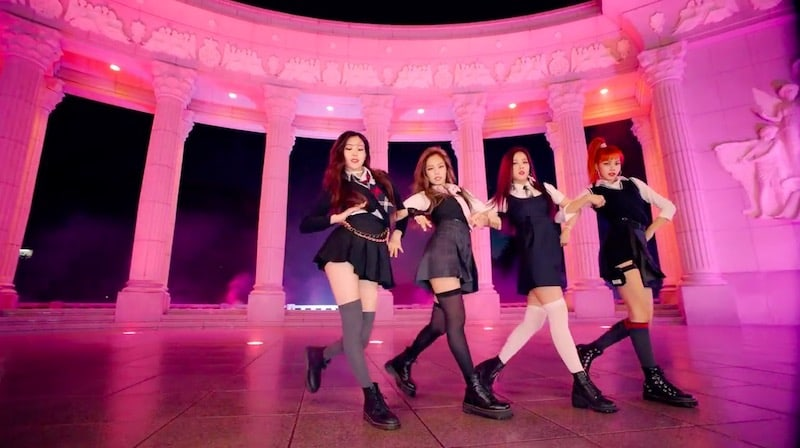 BLACKPINK Breaks K-Pop Group Record On YouTube With As If Its Your Last MV