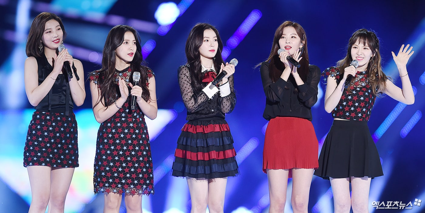 Red Velvet To Make A Comeback In July