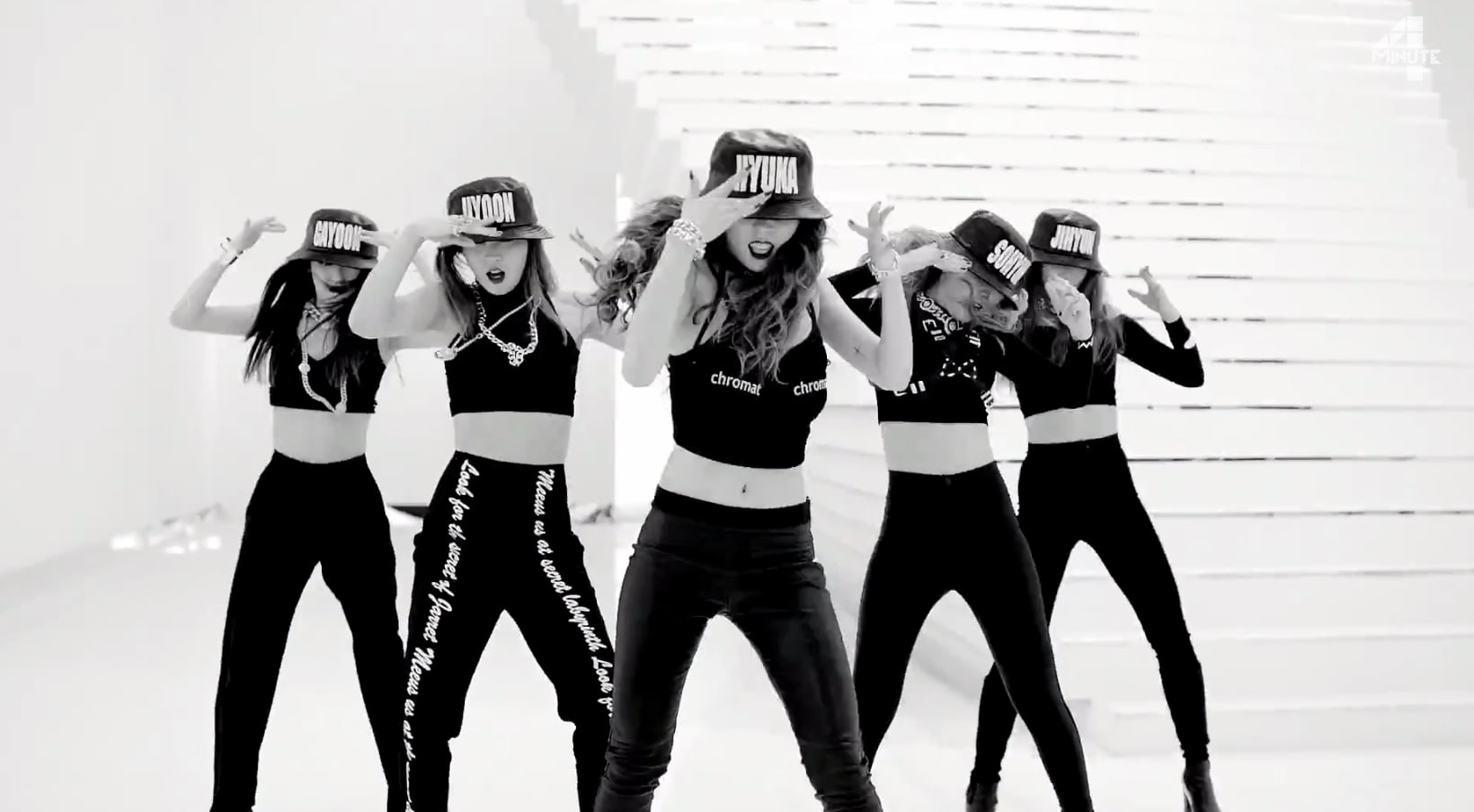 QUIZ: Can You Guess The 4Minute Song From One Lyric?
