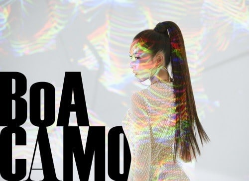 BoA Announces Release Date And New Teaser For CAMO