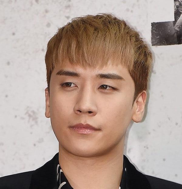 BIGBANG's Seungri Involved In Very Minor Car Accident