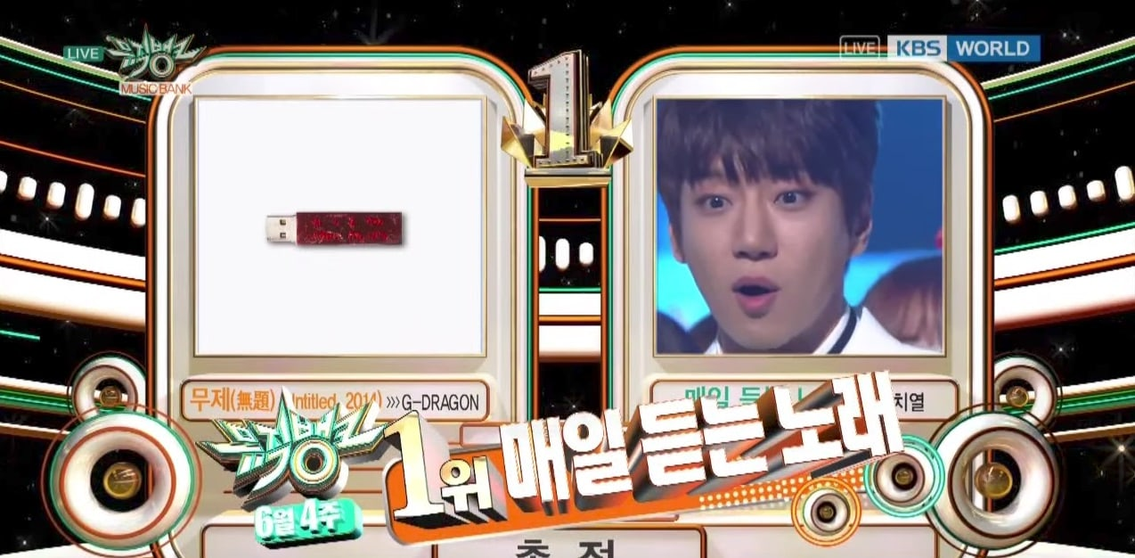 "Watch: Hwang Chi Yeol Gets 1st Win Ever With ""A Daily Song"" On ""Music Bank,"" Performances By MAMAMOO, MONSTA X, 9MUSES, And More"