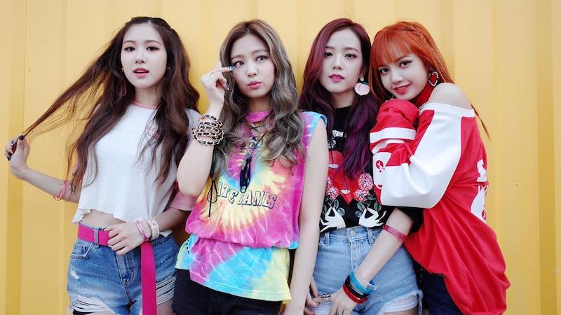 "BLACKPINK Sweeps Worldwide iTunes Charts With ""As If It's Your Last"""