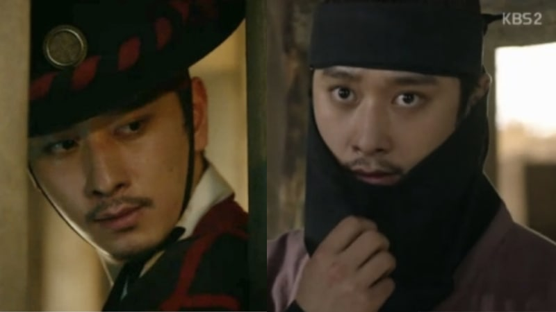 """2PM's Chansung Shows His Charismatic Side As A Warrior In """"Queen For 7 Days"""""""