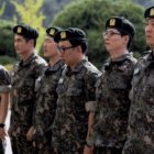 """Infinite Challenge"" Cast Heads To The Military For ""Real Men""-Inspired Special"