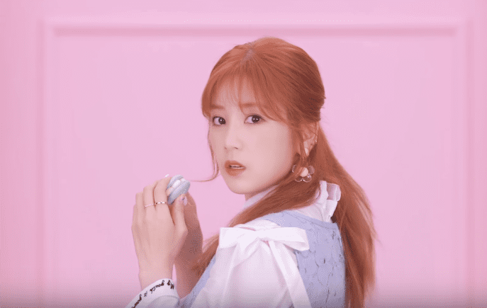 "Update: Apink's Chorong Is Sweet And Lovely In Latest Teaser Video For ""Five"""