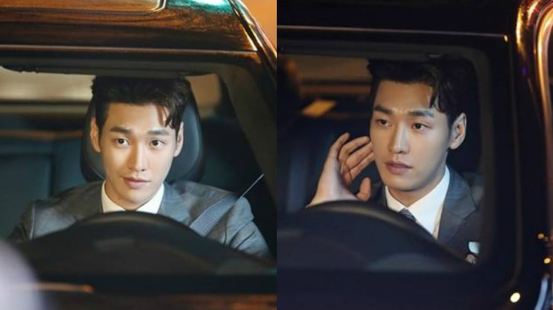 Kim Young Kwang Lights Up The Set Of Lookout In Behind-The-Scenes Photos