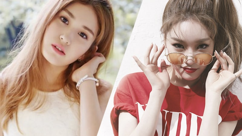 Kim Chungha Gives Jeon Somi A Helping Hand With Her Acting In Idol Drama Operation Team