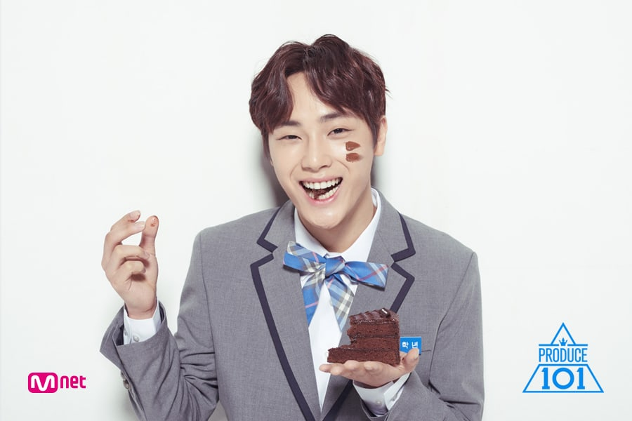 Joo Hak Nyeon Says Hes Been Enjoying Time With Family Back At Home Since Produce 101 Season 2 Ended