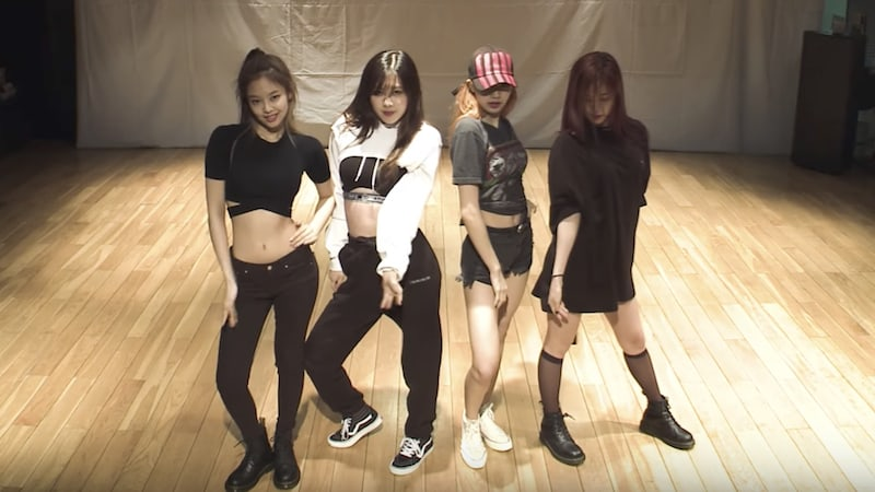 "Watch: BLACKPINK Impresses With Dance Practice Video For ""As If It's Your Last"""