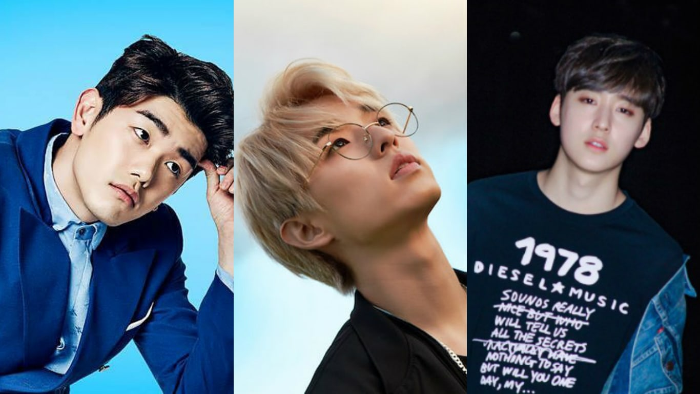 Eric Nam, DAY6's Jae, And Kevin Share Very Different Life Advice In Funny Twitter Exchange