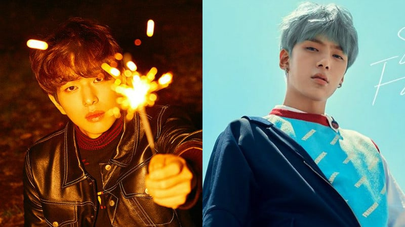 """SHINee's Onew And MONSTA X's Minhyuk To Be Special MCs On This Week's """"Inkigayo"""""""