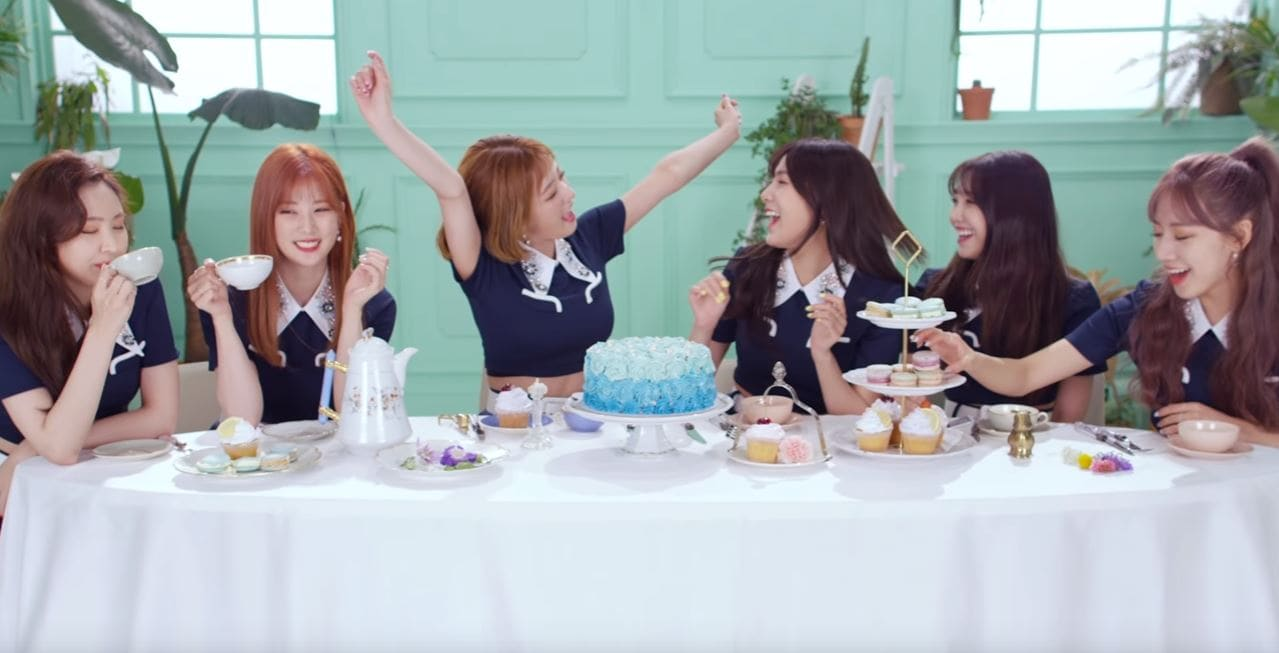 """Update: Apink Is Adorable And Charming In MV Teaser For """"Five"""""""