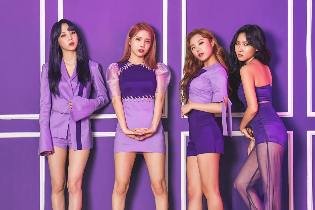 MAMAMOO Prevails With Yes I Am; Soompi's K-Pop Music Chart 2017, July Week 3