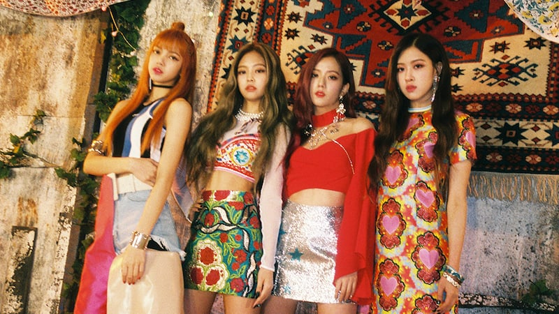 BLACKPINKs As If Its Your Last Tops Chinese Music Chart