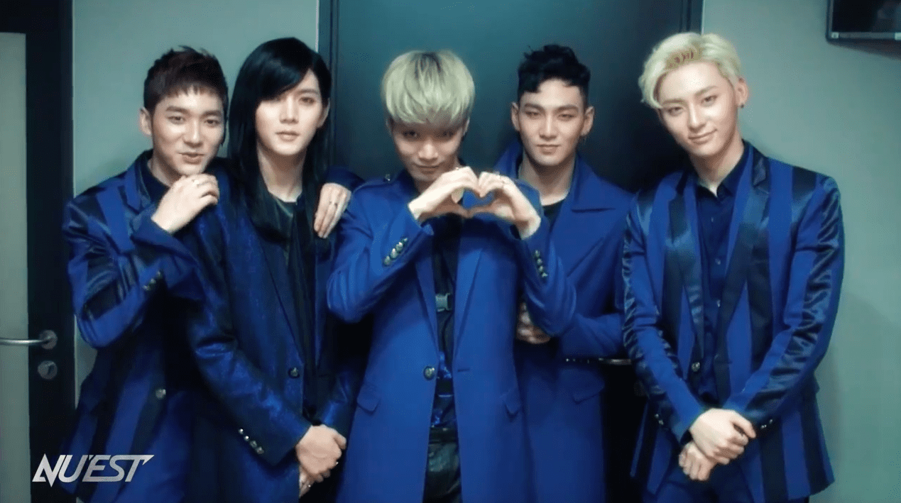 8 Things You Need To Know About NU'EST