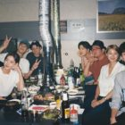 """Sandara Park Shares Photo From Wrap Party For Film Version Of """"Cheese In The Trap"""""""