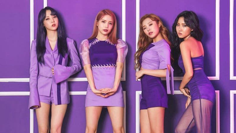 MAMAMOO Involved In Minor Car Accident, No Major Injuries