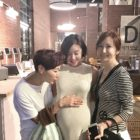 Hwang Jung Eum Is A Happy And Gorgeous Soon-To-Be Mom In New Photos