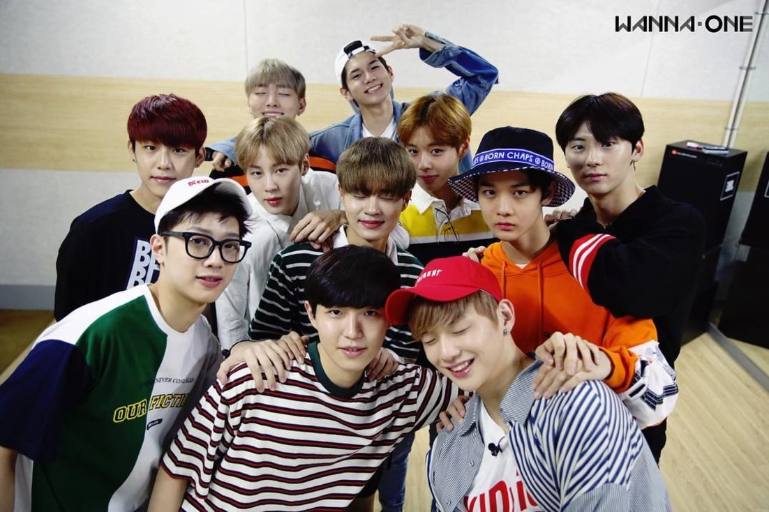 Wanna One Opens Official Social Media Accounts And Shares 1st Group Photo Together