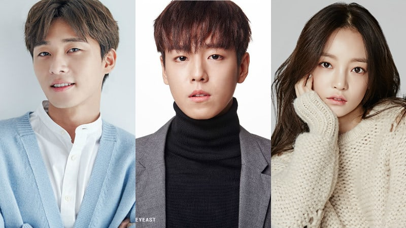 Park Seo Joon, Lee Hyun Woo, Goo Hara, And More Keyeast Actors To Move To Content Y