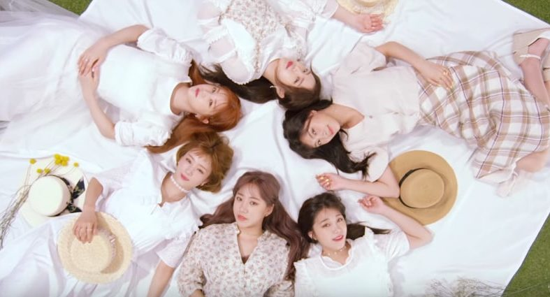 "Watch: Apink Is The Epitome Of Lovely In New MV For ""Five"""