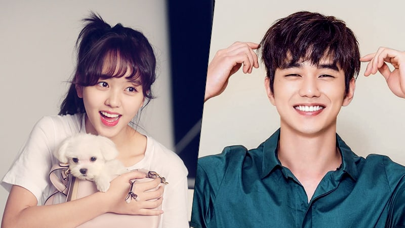 Co-Stars Yoo Seung Ho And Kim So Hyun Name Each Other As Their Ideal Types