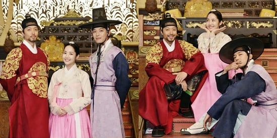 "Main Cast Of ""Queen For 7 Days"" Show Their Playful Side In Behind-The-Scenes Stills"