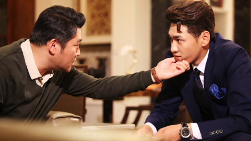 """Lookout"" Features Intense Face-Off Between The Characters Of Kim Young Kwang And His Enemy"