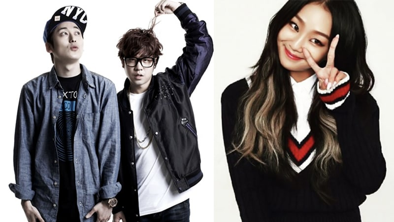 Hyorin To Feature In Geeks' New Album
