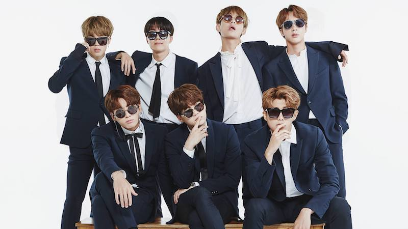"BTS Named One Of ""The 25 Most Influential People On The Internet"" By Time Magazine"