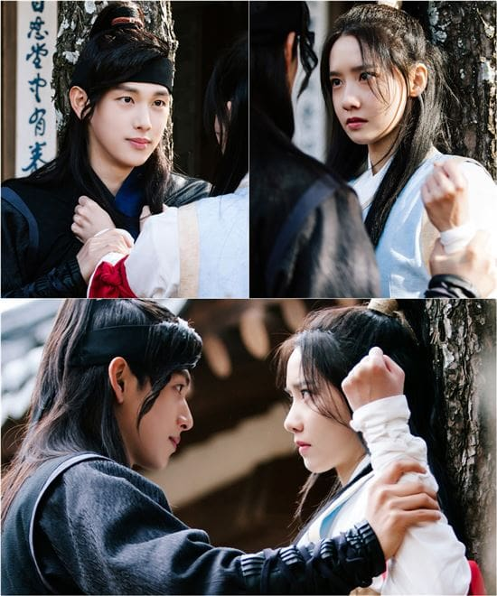 "Tensions Rise As Im Siwan And YoonA Meet For The First Time In New Stills For ""The King Loves"""