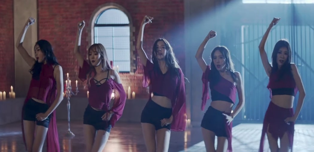 """WATCH: STELLAR Transforms Into Enchantresses In """"Archangels Of The Sephiroth"""" MV"""