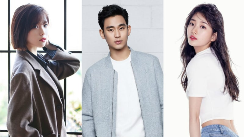 """Kim Soo Hyun Thanks IU And Suzy For Making Cameo Appearances In """"Real"""""""