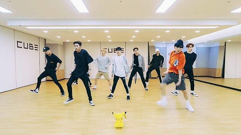 "Watch: PENTAGON Steals Hearts With Dance Practice Video For ""Critical Beauty"""
