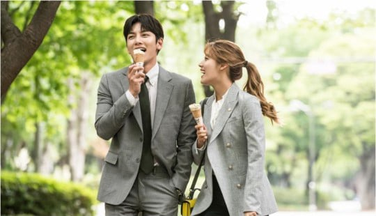 """20 Moments In """"Suspicious Partner"""" That Made Us Swoon, Gasp, Laugh, Or Fist Pump"""