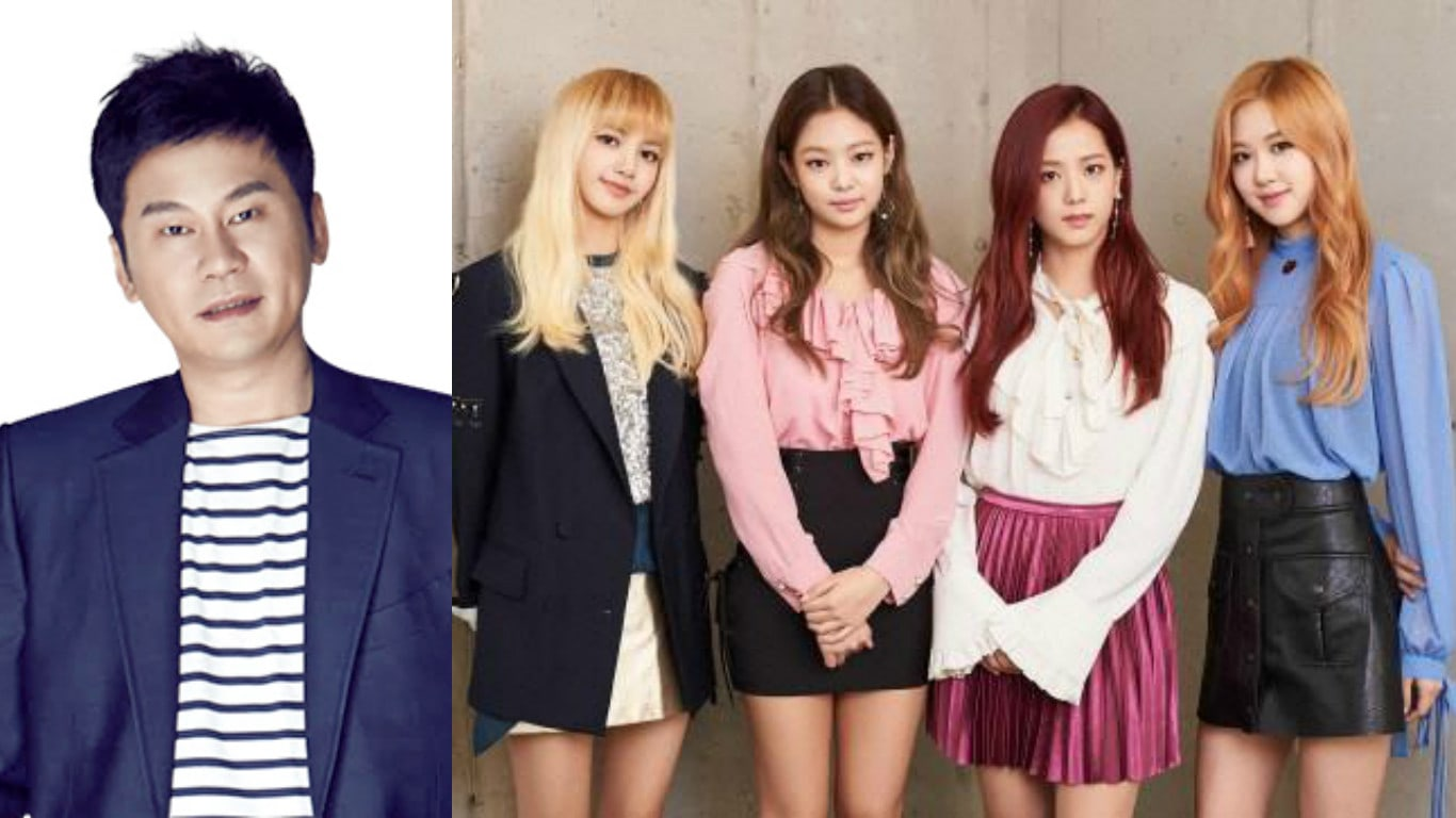 """Yang Hyun Suk Suggests He Is Trying To Get BLACKPINK To Appear On """"Ask Us Anything"""""""
