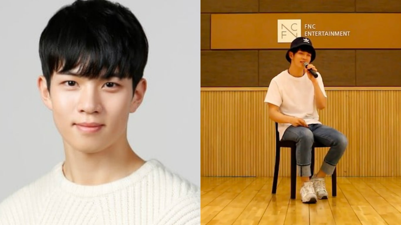 """Watch: New N.Flying Member And """"Produce 101 Season 2"""" Trainee Yoo Hoe Seung Puts Acoustic Spin On """"Pick Me"""""""