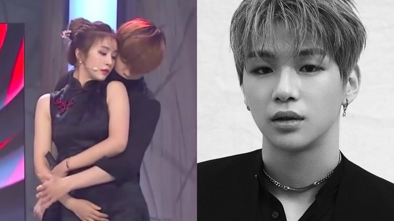 Cao Lu Sends Message Of Support To Former Backup Dancer Kang Daniel Ahead Of Debut In Wanna One